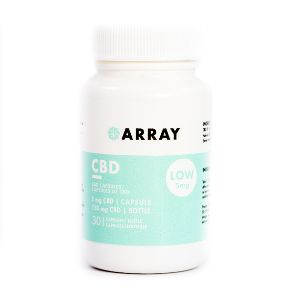 Array CBD Capsules