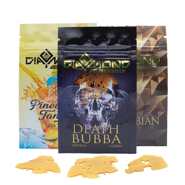 Diamond Concentrates – Shatter