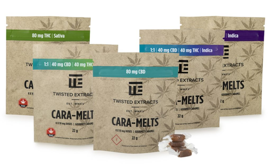 Twisted Extracts – Cara Melts